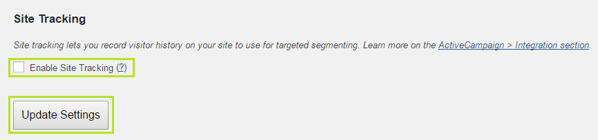 ActiveCampaign tips