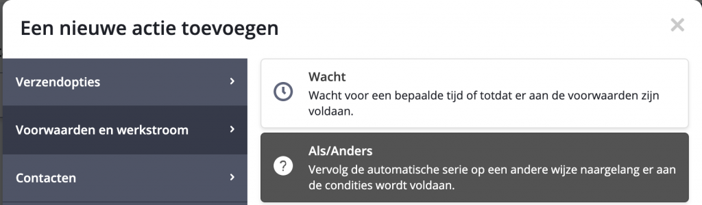 Site Tracking ActiveCampaign Als Anders